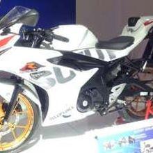 Suzuki Siapkan Aksesori GSX-R dan GSX-S150