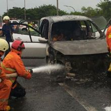 """""""Warning"""", Wajib Kenali Penyebab Mobil Bisa Terbakar"""