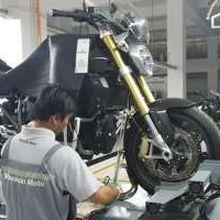 Layanan Tambahan Bengkel Baru BMW Motorrad