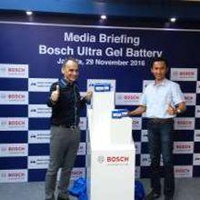 Bosch Hadirkan Aki Khusus Sepeda Motor