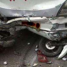 Indonesia Darurat Kecelakaan Lalu Lintas