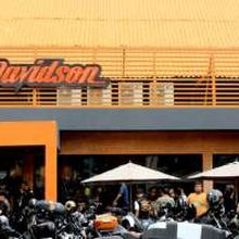 Moge Jepang dan Eropa Bukan Saingan Harley