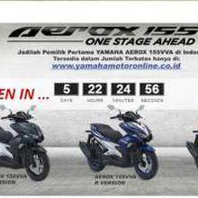 "Begini Urutan Cara Pesan ""Online"" Yamaha Aerox"