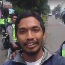 "Viral, Razia Polisi Kena ""Razia"" Warga [Video]"