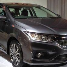 Honda Odyssey dan City Terbaru Meluncur