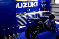 Paddock MotoGP Suzuki Esctar