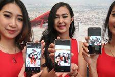 LG K10, Smartphone Android dengan Kamera