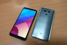 Melihat Android LG G6 dari Dekat