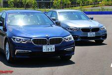 Tes Drive All New BMW Seri 5 dari Tokyo
