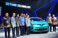 Wapres RI Jusuf Kalla Kunjungan ke Pameran Otomotif 2017