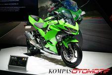 Penasaran dengan Kawasaki Ninja 250 Terbaru di Tokyo Motor Show 2017
