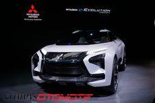 Lihat Lebih Dekat SUV Masa Depan, Mitsubishi e-Evolution Concept