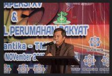 Eddy Ganefo, Menuju Kursi Menteri Perumahan Rakyat