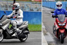 Impresi Awal Tunggangi Yamaha NMAX, Positif!
