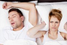 Waspadai Penyakit Stroke akibat Kebiasaan Mendengkur