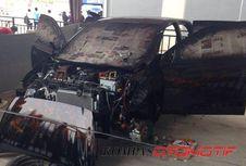 Adu Keren Modifikasi Datsun Go di GIIAS 2015