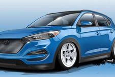 Hyundai Siapkan Tucson Bertenaga Dahsyat