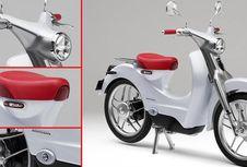 Honda Mulai Siapkan Motor 'Bebek Listrik'
