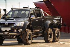 Toyota Hilux 'Monster' 6x6 Diperkenalkan di Bulgaria