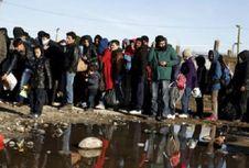 ISIS Halangi Pengungsi Melarikan Diri