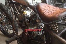 Paket Hemat Modif Motor 'Chopper'