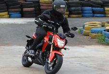 Pengalaman Pertama bersama 'Minimoto' Kawasaki Z125