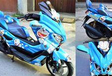 Yamaha NMAX 'Doraemon'