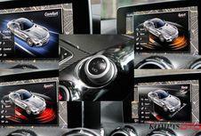 Mengulik Mode Berkendara Kupe Sport Mercedes