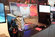 Komputer Gaming Acer Predator G1 Muat Masuk Koper