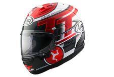 Cargloss Kenalkan Helm Arai Terbaru di Indonesia