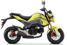 """Motor """"Mini"""" Honda Punya Tampang Baru"""