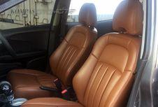 Cuma Rp 5 Jutaan, Jok BR-V Berubah Jadi 'Rolls-Royce'