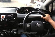 Melancong ke Bandung Bersama Toyota Sienta G M/T