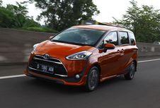 Kenyamanan Kabin Toyota Sienta Versi Indonesia