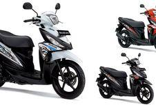Skutik Suzuki Address FI Ganti Baju