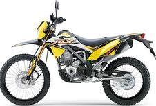 Kawasaki KLX150 Edisi Spesial Terasa Lebih Segar