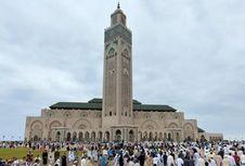 Maroko Bangun Ratusan Masjid Hemat Energi