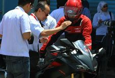 Memahami 3 Mode Berkendara Honda CBR250RR