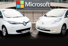 Renaul-Nissan Gandeng Microsoft Buat Otonomos