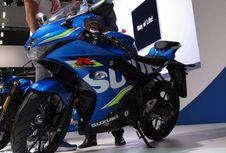 Pemburu Yamaha R15 dan Honda CBR150R dari Suzuki