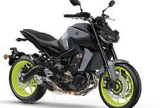 Yamaha MT-09 Kena Pengaruh MT-10