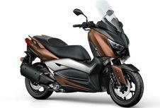 Skutik Gambot Yamaha Naik Kelas