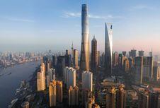 Berapakah Total Tinggi Gedung yang Dibangun Sepanjang 2016?
