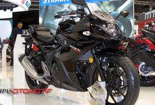 Lebih Dekat dengan Penantang Ninja 250 dari Suzuki