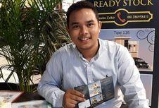 Nuaim bin Zahir, Mahasiswa Pengembang Rumah Ratusan Juta Rupiah