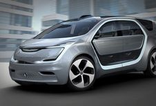 Minivan Listrik Chrysler untuk Generasi Millennial