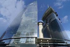 Vostok Tower Resmi Jadi Gedung Terjangkung di Eropa
