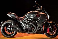 Ducati Diavel 'Diesel', Cuma 666 Unit!