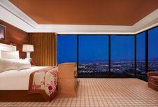 Mengintip Kamar Hotel Mewah Syahrini di Las Vegas
