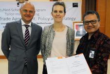 Raih Beasiswa, 16 Staf Kemendag Belajar 'Berunding' di Belanda